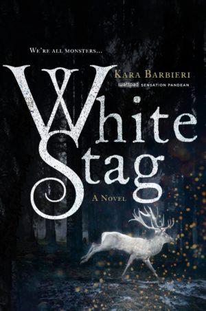 Blog Tour: White Stag by Kara Barbieri