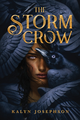 Cover Crush: The Storm Crow by Kalyn Josephson