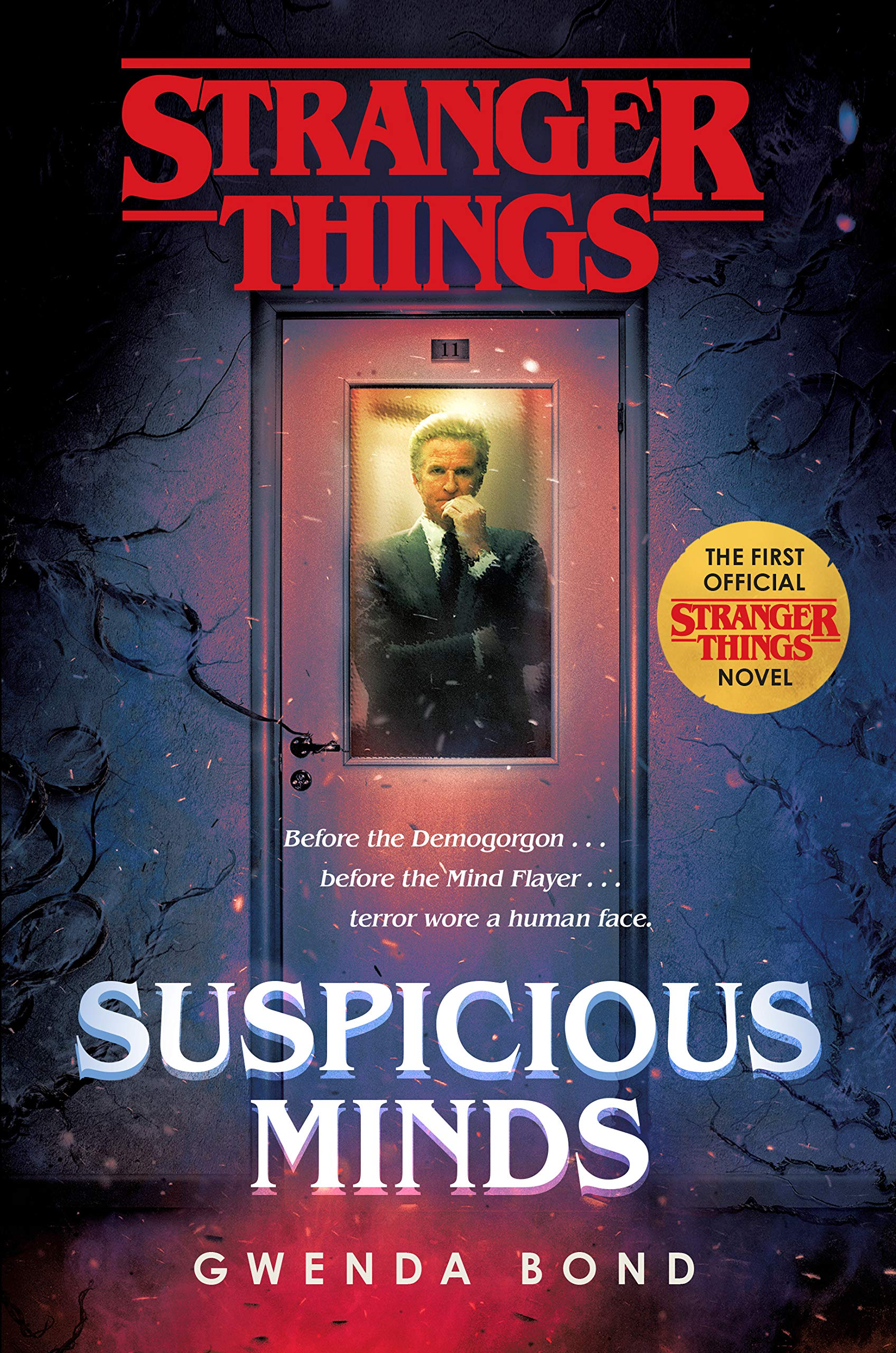 Suspicious Minds (Stranger Things #1)