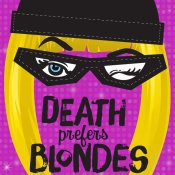 Blog Tour Review: Death Prefers Blondes by Caleb Roehrig