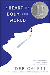 Book Rewind Co-Review: A Heart in a Body in the World by Deb Caletti