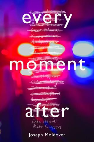 New Release Guest Post: Every Moment After by Joseph Moldover