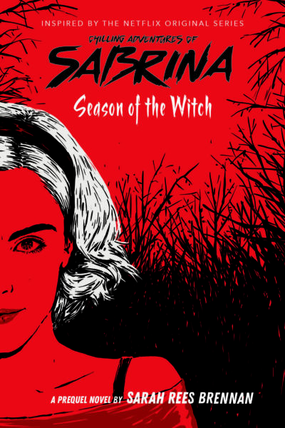 Blog Tour, Feature & Giveaway: Sabrina Season of the Witch by Sarah Rees Brennan