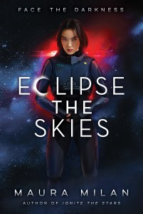 Feature & Giveaway: Eclipse the Skies by Maura Milan