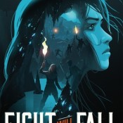 Cover Crush: Eight Will Fall by Sarah Harian