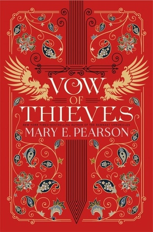 Blog Tour: Vow of Thieves by Mary E. Pearson
