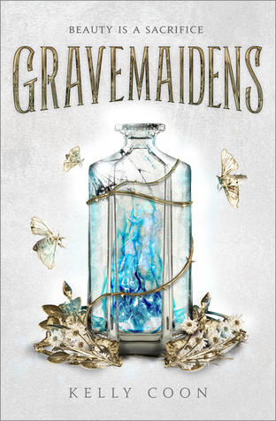 Blog Tour & Author Interview: Gravemaidens by Kelly Coon