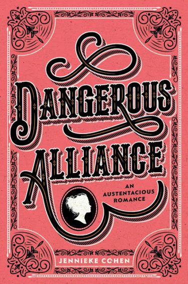 Blog Tour, Author Interview, & Giveaway: Dangerous Alliance by Jennieke Cohn