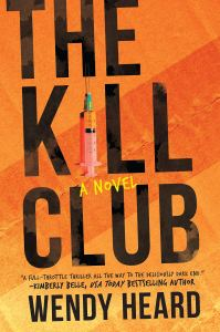 Audiobook Review: The Kill Club by Wendy Heard
