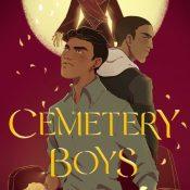 Books On Our Radar: Cemetery Boys by Aiden Thomas