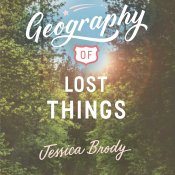 Book Rewind Co-Review: The Geography of Lost Things by Jessica Brody