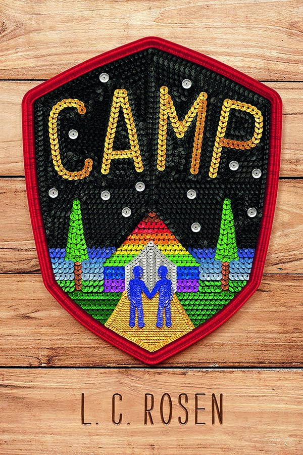 Cover Crush: Camp by Lev A.C. Rosen
