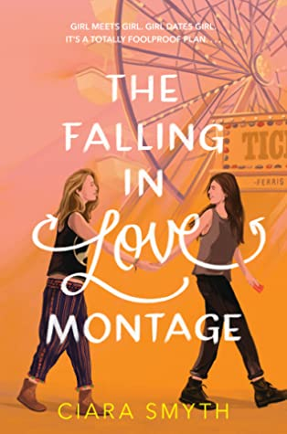 Blog Tour, Guest Post, & Giveaway: The Falling in Love Montage by Ciara Smyth