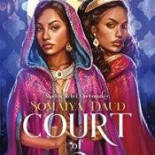 Cover Crush: Court of Lions (Mirage #2) by Somaiya Daud