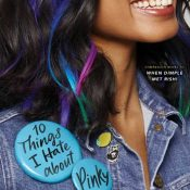Blog Tour, Review, & Giveaway: 10 Things I Hate About Pinky by Sandhya Menon