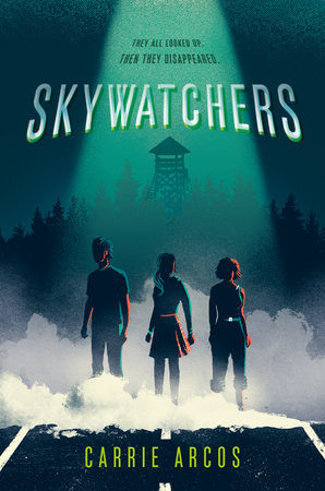 Author Interview & Giveaway: Skywatchers by Carrie Arcos