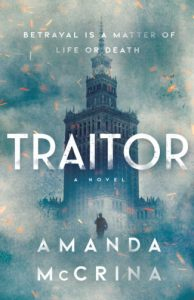 Blog Tour & Guest Post: Traitor by Amanda McCrina