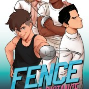 Author Interview & Giveaway: Fence: Striking Distance by Sarah Rees Brennan