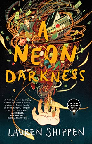 Author Interview: A Neon Darkness by Lauren Shippen