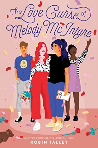 Cover Crush: The Love Curse of Melody McIntyre by Robin Talley