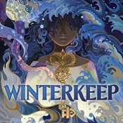 Cover Crush: Winterkeep (Graceling Realm #4) by Kristin Cashore