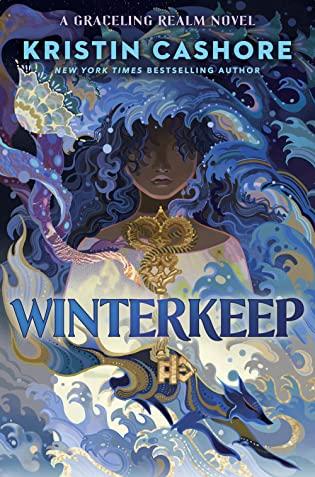 Cover Crush: Winterkeep (Graceling Realm #4) by Kristin Cashore