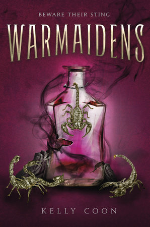 Author Interview: Warmaidens by Kelly Coon