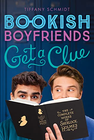 Author Interview: Get a Clue by Tiffany Schmidt