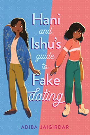 Books on Our Radar: Hani and Ishu's Guide to Fake Dating by Adiba Jaigirdar