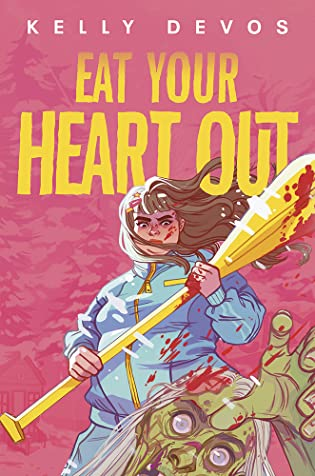 Cover Crush: Eat Your Heart Out by Kelly DeVos