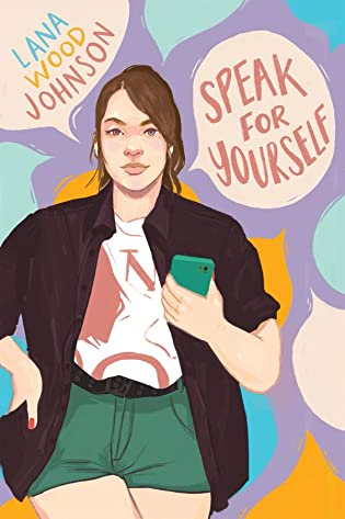 Cover Crush: Speak for Yourself by Lana Wood Johnson