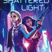 Cover Crush: City of Shattered Light by Claire Winn