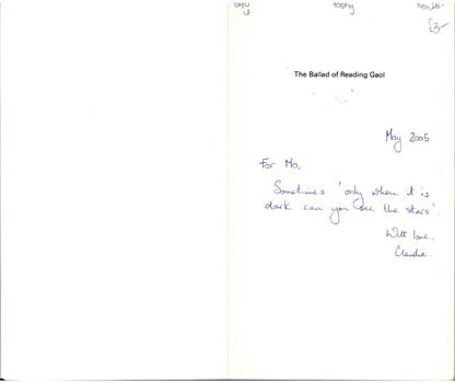 Ballad of Reading Gaol by Oscar Wilde 6
