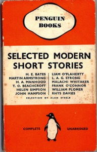 Selected Modern Short Stories 1