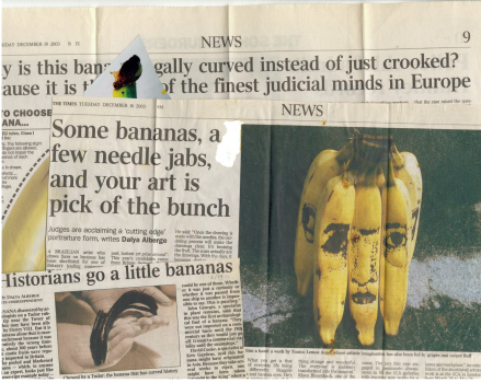 Bananas by N.W. Simmonds 4