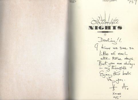 Intimate Nights by James Gavin