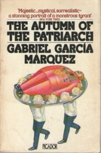 The Autumn of the Patriarch by Gabriel Garcia Marquez 2