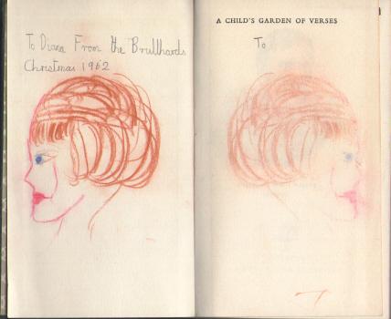 Child's Garden of Verses by R.L. Stevenson