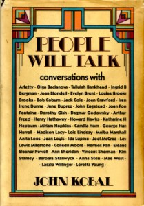 People Will Talk by John Kobal 2