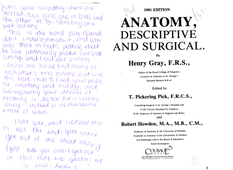 Gray's Anatomy by Henry Gray, F.R.S. 1