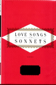 Love Song Sonnets  edited by Peter Washington
