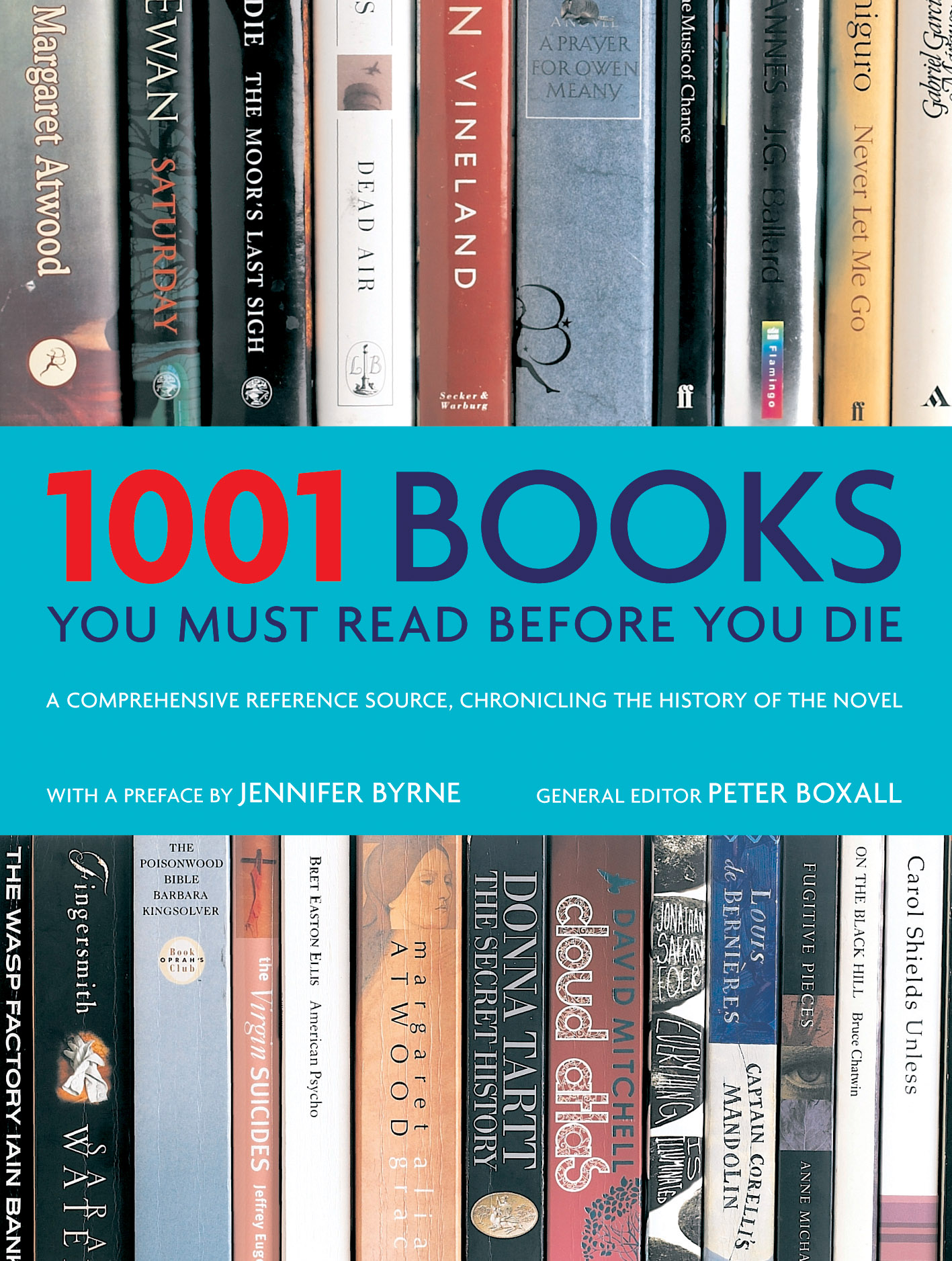 1001 Books You Must Read Before You Die  Première De