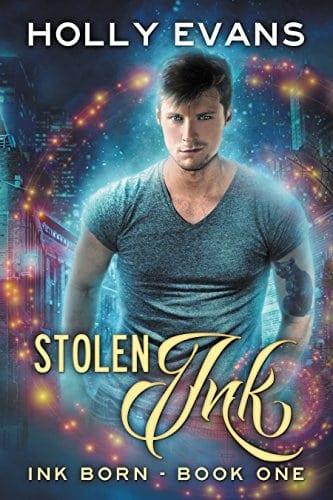 Stolen Ink (Ink Born Book 1)