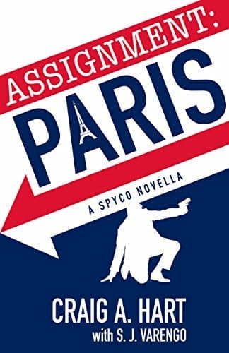 Assignment: Paris (A SpyCo Novella Book 2)