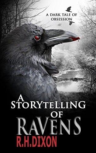 A Storytelling of Ravens: A Thrilling Psychological Horror