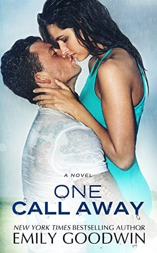One Call Away (A Taking Chances Standalone: Book One)