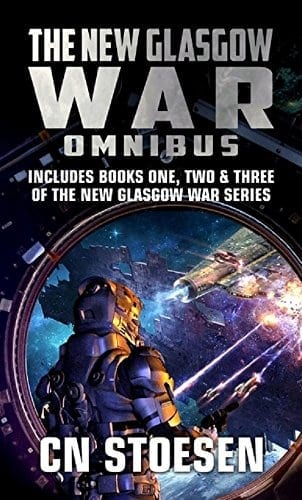 The New Glasgow War – Omnibus: Includes Books One, Two and Three of the New Glasgow War Series