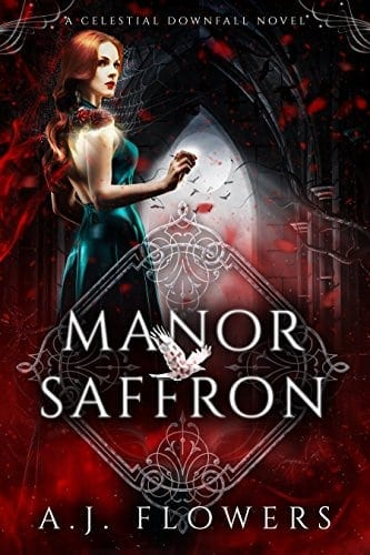 Manor Saffron: An Origin Novel (Celestial Downfall Book 4)