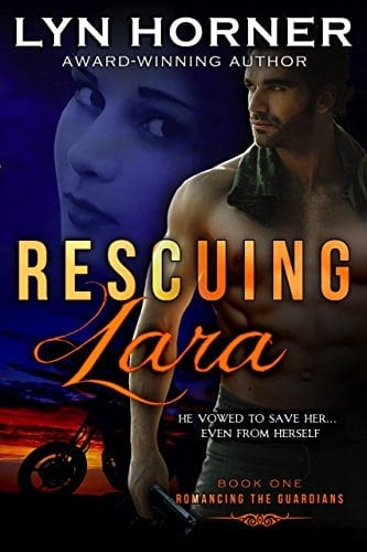 Rescuing Lara (Romancing the Guardians Book 1)