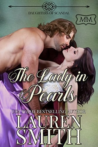 The Lady in Pearls: Daughters of Scandal (The Marriage Maker Book 13)